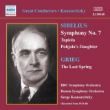 Sibelius/Grieg - Symphony No.7/ Last Spring ( 1 CD ) - Muzica Clasica