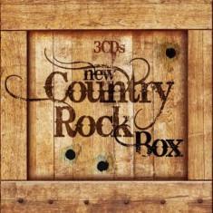 V/A - New Country Rock Box ( 3 CD ) - Muzica Country