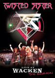 Twisted Sister - Live at Wacken: The Reunion ( 1 CD + 1 DVD )