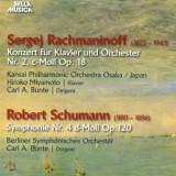 S. Rachmaninov - Piano Concerto No.2 Op.18 ( 1 CD ) - Muzica Clasica