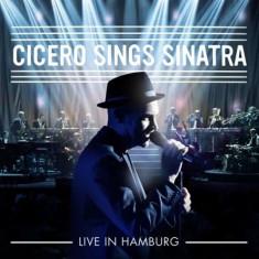 Roger Cicero - Cicero Sings Sinatra.. ( 1 CD ) - Muzica Pop