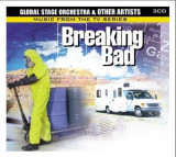 Global Stage Orchestra - Breaking Bad:Music From.. ( 3 CD )