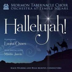 Mormon Tabernacle Choir - Hallelujah! ( 1 DVD ) - Muzica Sarbatori
