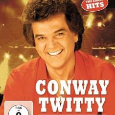 Conway Twitty - Linda On My Mind ( 1 DVD ) - Muzica Country