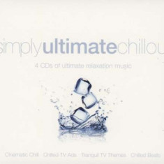V/A - Simply Ultimate Chillout ( 4 CD ) - Muzica Chillout