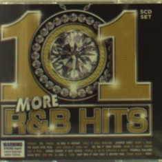 V/A - 101 More R&B Hits ( 5 CD ) - Muzica R&B