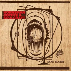 Hornsman Coyote & Soulcra - Safe Planet ( 1 VINYL ) - Muzica Reggae