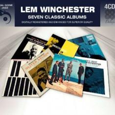 Lem Winchester - 7 Classic Albums ( 4 CD ) - Muzica Jazz