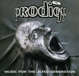 Prodigy - Music for the Jilted Generation ( 1 CD )