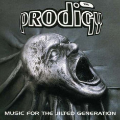 Prodigy - Music for the Jilted Generation ( 1 CD ) - Muzica Drum and Bass