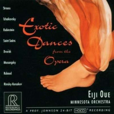 Eiji Oue & Minnesota Orchestra - Exotic Dances From The Opera ( 1 HDCD ) - Muzica Opera