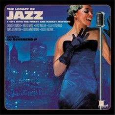 V/A - Legacy of Jazz ( 3 CD ) - Muzica Jazz