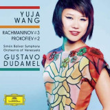 Rachmaninov/Prokofiev - Piano Concerto No.3 In D ( 1 CD ) - Muzica Clasica
