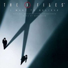 Mark Snow - The X-Files: I Want To Believe ( 1 CD )