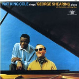 Nat King & George Shearing Cole - Nat King Cole Sings - George Shearing Plays ( 1 CD )