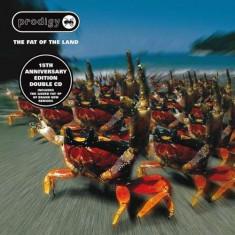Prodigy - The Fat Of The Land Bonus Edition (inkl.Fat EP) ( 2 CD ) - Muzica Dance