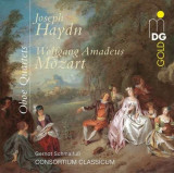 J. Haydn - Oboe Quartets ( 1 CD )