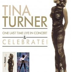 Tina Turner - One Last Time In Concert/Celebrate ( 1 BLU-RAY )