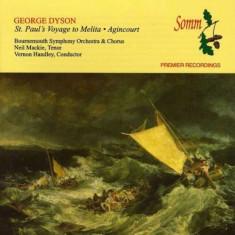 Dyson - Gesang und Orchester ( 1 CD ) - Muzica Clasica