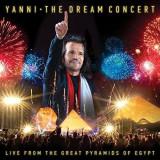 Yanni - Dream Concert:Live-Dvd+Cd ( 2 DVD )