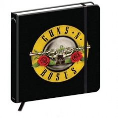 Notebook Guns N' Roses - Classic Logo