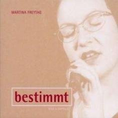 Martina Freytag - Bestimmt ( 1 CD ) - Muzica Jazz