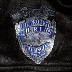 Prodigy - Their Law The Singles 1990-2005 ( 1 CD ) - Muzica Drum and Bass