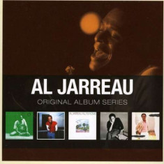 Al Jarreau - Original Album Series ( 5 CD ) - Muzica Jazz