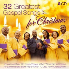 New Bethel Gospel Choir/U - 32 Greatest Gospel Songs ( 2 CD ) - Muzica Blues