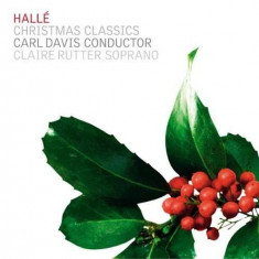 Halle Orchestra - Christmas Classics ( 1 CD )