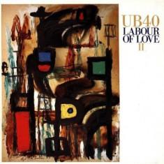 UB40 - Labour of Love II ( 1 CD ) - Muzica Reggae
