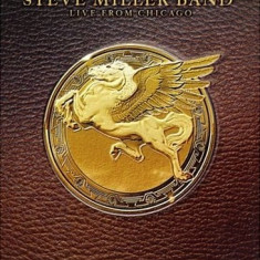 Steve Miller Band - Live from Chicago ( 2 DVD + 1 CD )