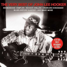 John Lee Hooker - Very Bestof ( 2 CD ) - Muzica Blues
