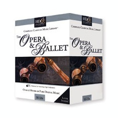 Global Journey - Opera & Ballet ( 16 CD ) - Muzica Opera