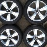 "Jante 20"" noi originale AUDI Q7, Q5, A6, A7, A8, Allroad, VW Scirocco, Golf7, Passat - Janta aliaj Audi, Latime janta: 8, Numar prezoane: 5, PCD: 112"