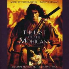 OST - Last of the Mohicans ( 1 CD ) - Muzica soundtrack