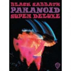 Black Sabbath - Paranoid ( 4 CD ) - Muzica Pop