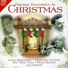 V/A - Fireside Favourites At.. ( 2 CD ) - Muzica Sarbatori