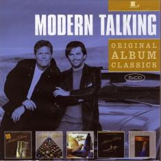 Modern Talking - Original Album Classics ( 5 CD ) - Muzica Pop