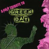 Green Day.=Tribute= - A Punk Tribute To ( 1 CD ) - Muzica Rock