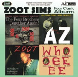 Zoot Sims - Four Classic Albums ( 2 CD )