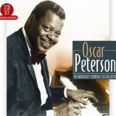 Oscar Peterson - Absolutely Essential 3.. ( 3 CD ) - Muzica Jazz