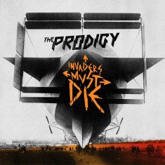 Prodigy - Invaders Must Die ( 1 CD ) - Muzica Drum and Bass