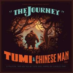 Tumi & Chinese Man - Journey ( 2 VINYL ) - Muzica Hip Hop