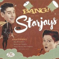 Starjays - Bang! It's the Starjays ( 1 CD ) - Muzica Rock & Roll