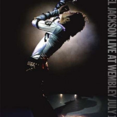 Michael Jackson - Live At Wembley ( 1 DVD ) - Muzica Pop