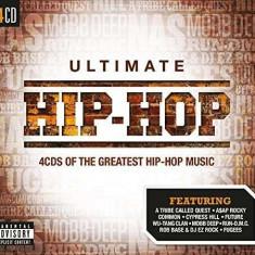 V/A - Ultimate... Hip-Hop ( 4 CD ) - Muzica Hip Hop