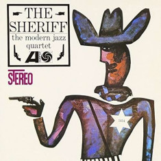 Modern Jazz Quartet - Sheriff -Shm-Cd/Ltd- ( 1 CD ) - Muzica Jazz