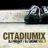 Dj Freaky - Citadiumix ( 1 CD )