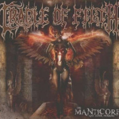 Cradle of Filth - The Manticore And Other Horrors ( 1 CD ) - Muzica Pop